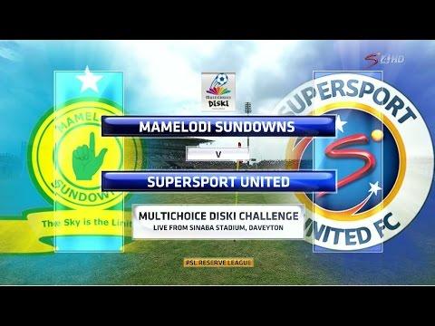 MDC 16' - Mamelodi Sundowns vs SuperSport United