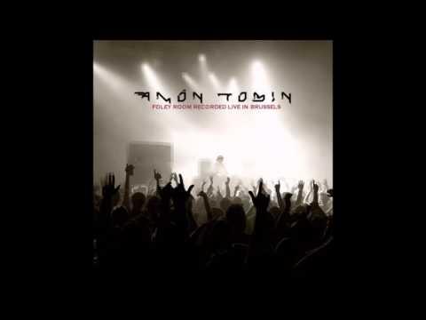 Amon Tobin - Foley Room Live In Brussels [Full DJ Set]