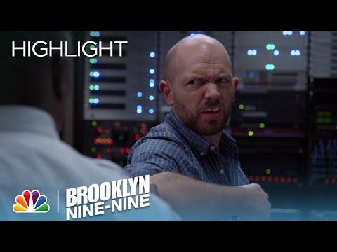 Terry & Holt Deal With The Slow Internet | Season 5 Ep. 10 | BROOKLYN NINE-NINE