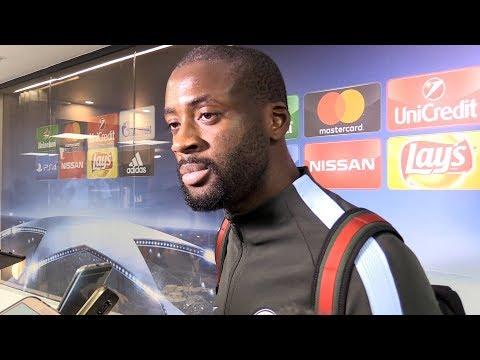 Manchester City 1-0 Feyenoord - Yaya Toure & Brad Jones Interviews - Foden, Diaz, Gundogan, Ederson