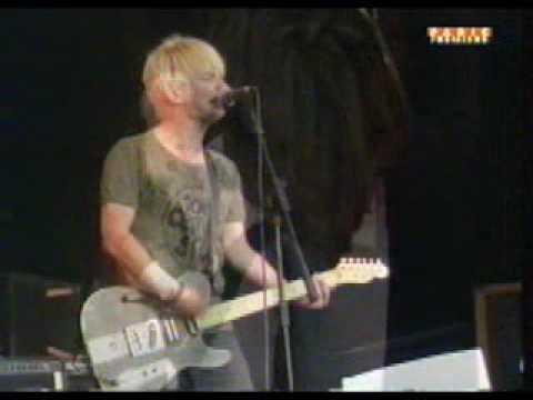 Radiohead Pop Is Dead live1994