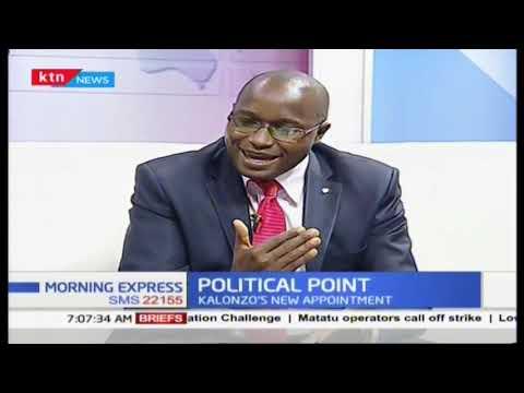 Political point: President Uhuru on his legacy( Part 1)