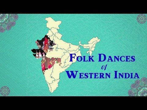 Folk Dances of Western India