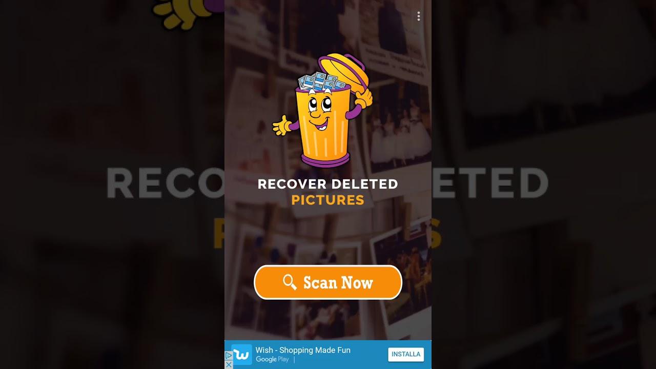 Come Recuperare Le Foto Cancellate Dal Proprio Dispositivo Android