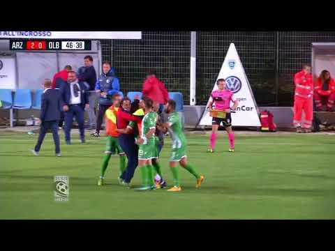 Arzachena - Olbia 3-0 (highlights)