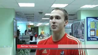 Плавание, Антон Чупков