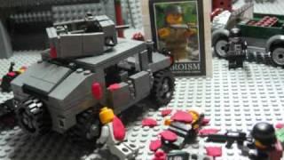 lego zombie test part 1