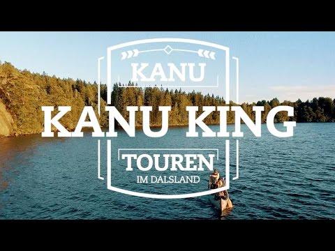 Kanuking - Kanutouren in Schweden / Dalsland