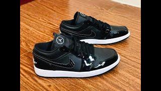 Unboxing: Air Jordan 1 Low