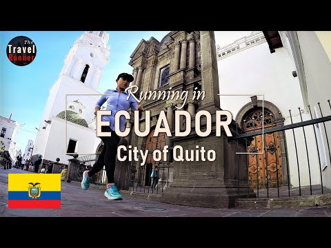 Running in Quito, ECUADOR (Correr en Quito)