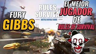 ¡EL MEJOR JUGADOR DE RULES OF SURVIVAL! 🔥 ESTO TIENES QUE VERLO!!!