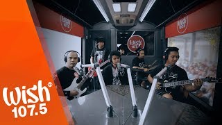 "COLN performs ""Baliw"" LIVE on Wish 107.5 Bus"