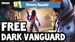FREE DARK VANGUARD CHALLENGE in FORTNITE!