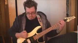 How to play Fool Like You by Ozzy Osbourne on guitar by Mike Gross