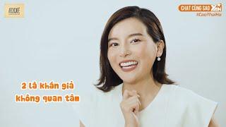 """""""Mợ Hai"""" Cao Thái Hà : Tôi từng sợ bị người ta đánh khi đóng vai ác I CHAT CÙNG SAO - Tập 27"""