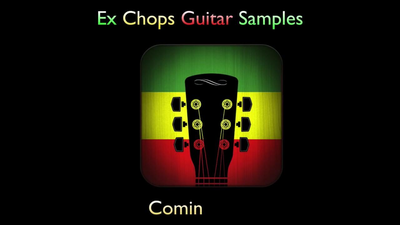 Ex Chops - Guitar Samples