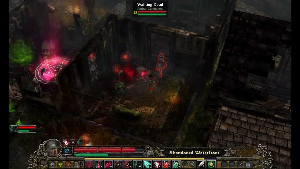 Grim Dawn by Crate Entertainment — Kickstarter