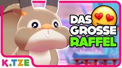 Mein Eichhörnchen wird groß! 🐿😍 Pokemon Schild für Kinder | Folge 25