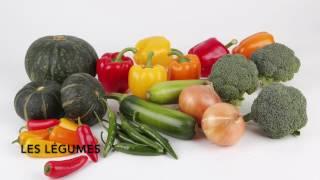 Apprendre les légumes en français - Apprends le français