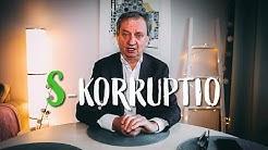 Tämä korruptiopaise pitää puhkaista!