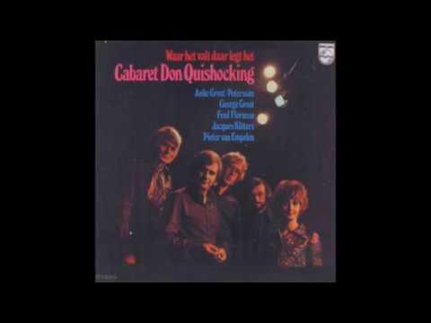 Cabaret Don Quishocking • Dingen die je niet meer ziet