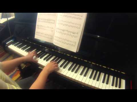 Ecossaise in G Major WoO 23 by Ludwig van Beethoven RCM Celebration Series piano repertoire grade 2