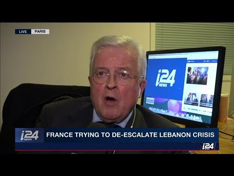 Why is France getting involved with Hariri, Lebanon and Saudi Arabia?