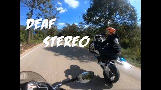 Deaf Stereo : Saturday ride