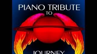 Open Arms -- Journey Piano Tribute