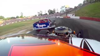 Race Night at Bowman Gray Stadium with Burt Myers