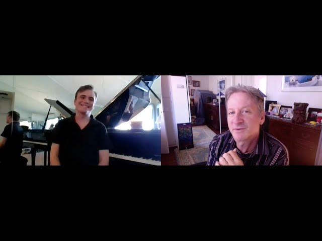 Meet The Biz With David Zimmerman - 12/02/20 - Special Guest: Rex Lewis Clack
