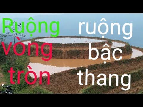 Ruộng Bậc Thang ở Vùng Cao Tây Bắc Lào Cai, TTBXLC. K  67