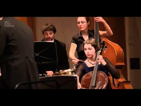 "Carl Stamitz ""Symphony In C - Allegro"" The New Dutch Academy"