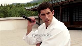 Scott Adkins - Trainings montage video