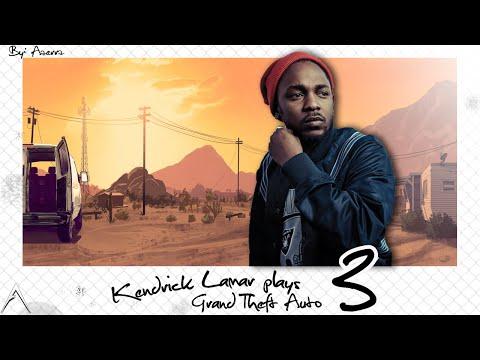 Kendrick Lamar Plays GTA Online! III | Swimming Pools
