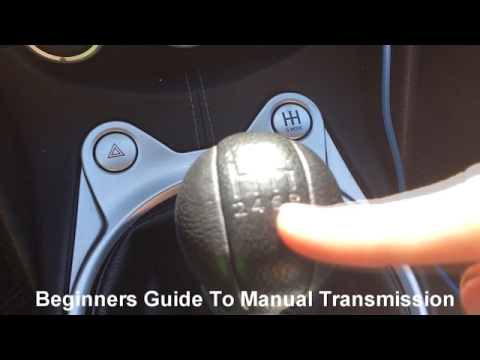 how to drive manual transmission beginners guide basics and rh youtube com Manual Transmission Clutch Dual-Clutch Transmission