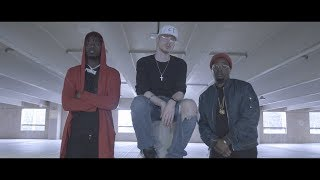 Joey Nato - On My Way ft. Ponce De'Leioun & DeMarcus (Official Video)