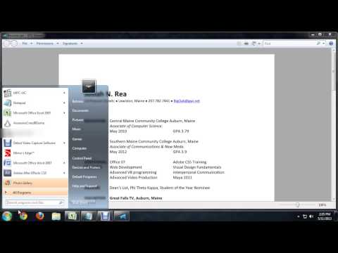 How to Open Microsoft XPS Document Writer Files : Tech Niche