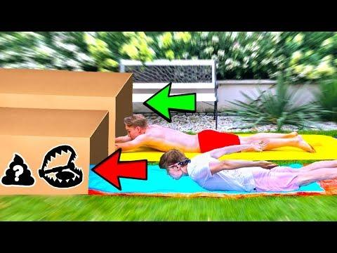 NIE ZJEŻDŻAJ PRZEZ ZŁEGO MYSTERY BOXA *obrzydliwe* | Nie wjedź / wślizgnij się w złego Mystery Boxa