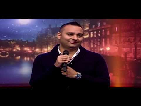 Russell Peters comedy on indian head shaking , Black guy, Prostitutes