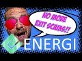 Energi ($NRG) Staking Wallet Demo, Fighting Scammers $MFX $COV $OAK Exit Scams a thing of the past?)