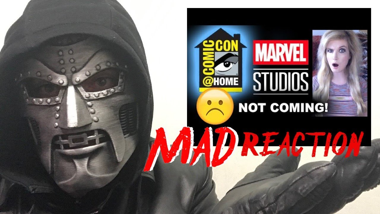 Comic Con at Home 2020   Marvel MCU Skipping Event   MAD REACTION