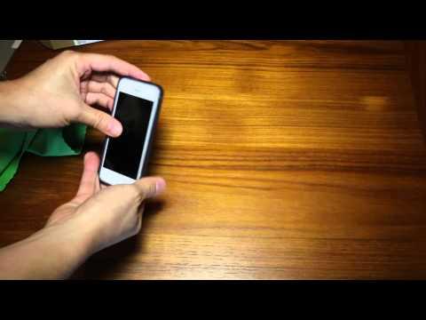 Amazon Basics iPhone 5 Case in Smoke