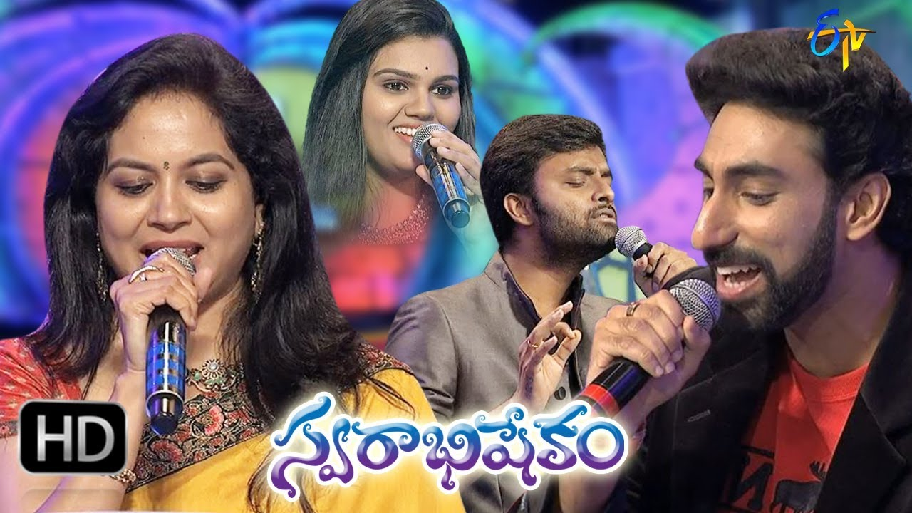 Swarabhishekam | 15th October 2017| Full Episode | ETV Telugu