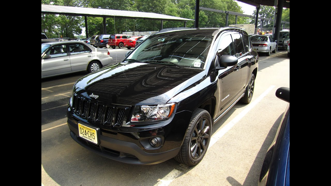 2012 Jeep Compass ALTITUDE (ASP) FULL HD