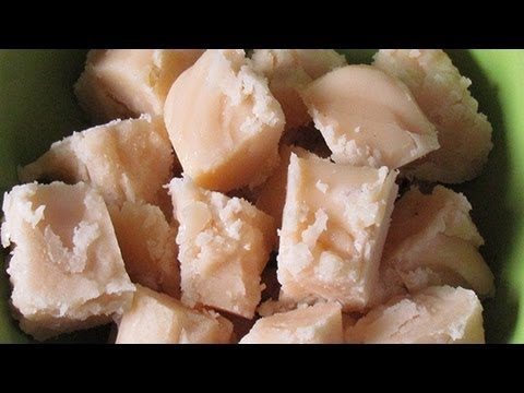 Peanut Butter Fudge Recipe from 1920 - special request for AlleySbb