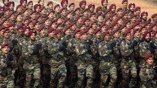 Para Commandos Hell March 2020 {Goosebumps Guaranteed}