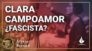 Clara Campoamor desmonta la Segunda República.