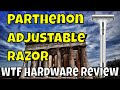 watch he video of QShave -Parthenon Adjustable Razor