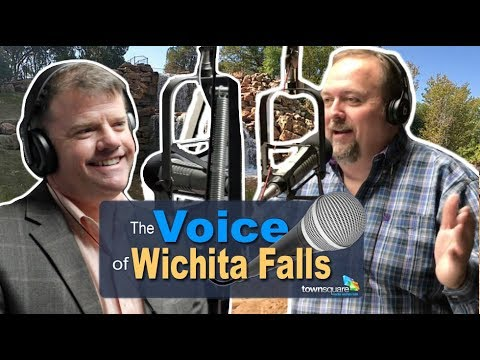 Controversial Downtown Municipal Center + Two New Schools or One?   Voice of Wichita Falls, EP. 4